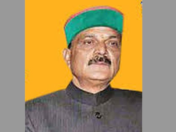 Congress candidate from Rampur Assembly seat in Himachal: Nand Lal