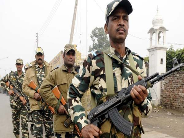 Allahabad High Court stops execution of 72,309 paramilitary forces