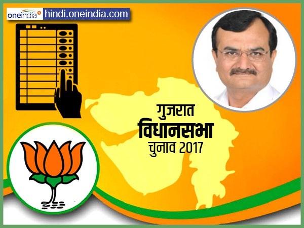 प्रदीप सिंह जडेजा: वटवा विधानसभा सीट से भाजपा के उम्मीदवार
