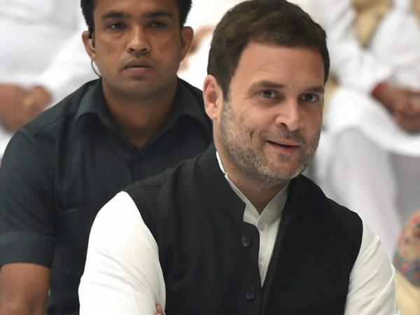 Rahul Gandhi has been off-late using Twitter to crtiticise the government and its policies