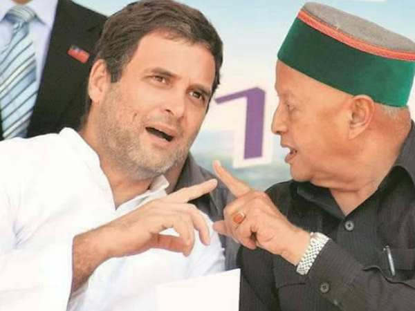 Fifteen leaders ousted from Congress for six years in Himachal Pradesh
