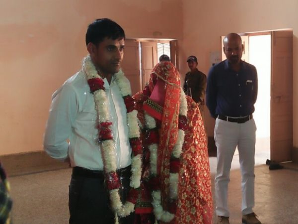 saharanpur criminal sachin khokar got married Uttar Pradesh