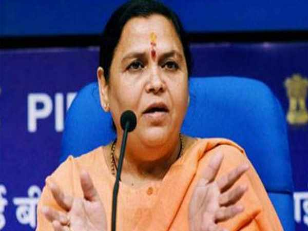 BJP leader Uma Bharti says will not contest elections