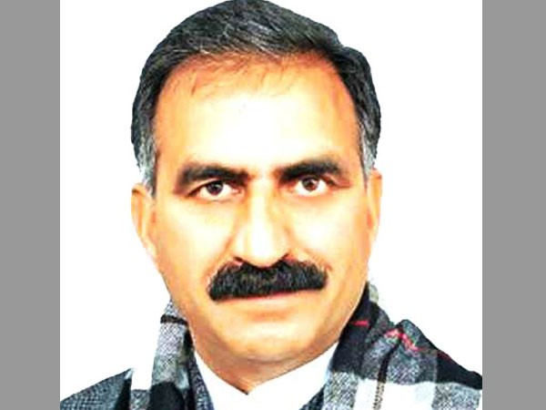 Congress candidate from Nadaun assembly seat in Himachal: Sukhvinder Singh Sukhhu