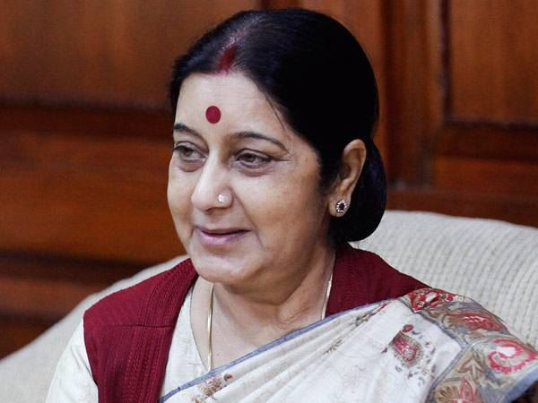 man requested to free himself from Saudi Arab from Sushma swaraj