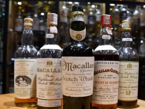 World priciest whisky bought by Chinese millionaire revealed to fake