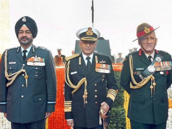 india armed forces joint training doctrine to boost integration