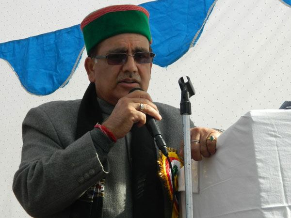 Congress candidate from Bhattiyat assembly seat in Himachal: Kuldip Singh Pathania