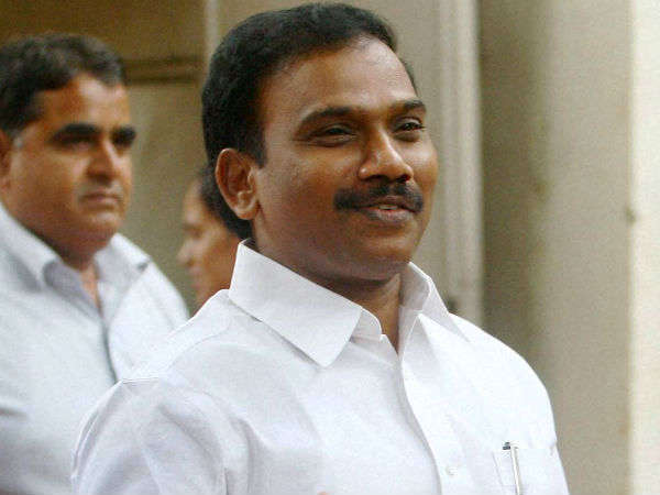 A Raja's book to chronicle crucial events of 2G case