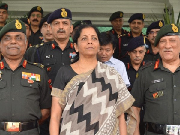 Sitharaman on Nawaz Sharif's 26/11 Mumbai attacks disclosure