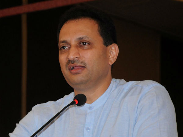 Union Minister Anant Kumar Hegde says We Are Here to Change Constitution