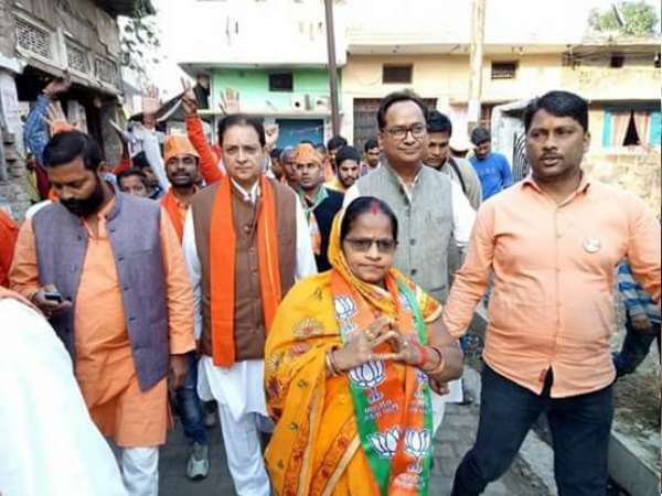 allahabad bjp candidate won civic election 2017