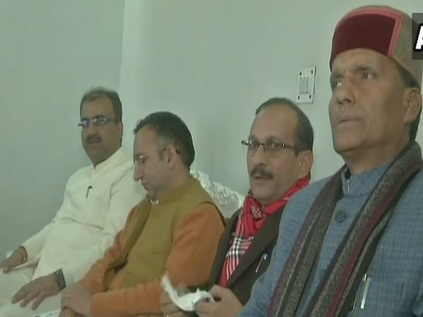 himachal core Committee meeting started Cm candidate name CM's name may be fixed shimla