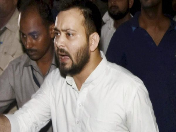 Tejaswi yadav allegation on nitish kumar