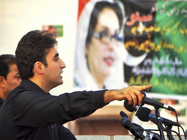 बेनजीर के बेटे बिलावल ने कहा, मुशर्रफ ने मेरी मां को मरवाया, मुशर्रफ की पार्टी का जवाब तुम्हारे घर में ही है कातिल