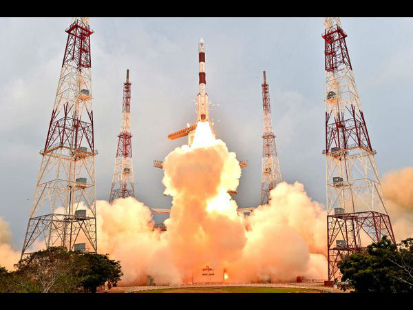 Countdown For ISRO's 100th Satellite Launch Begins, Lift-Off Tomorrow