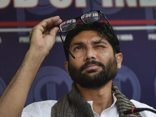 चंद्रशेखर रावण को कुछ हुआ तो लोकतंत्र के लिए अच्छा नहीं होगा: जिग्नेश मेवाणी