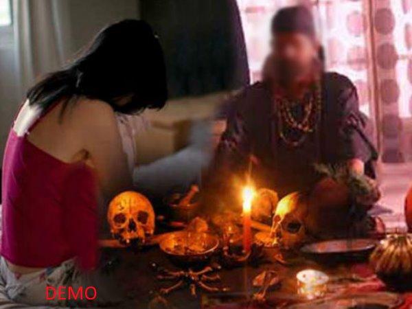 योग्य वर दिलवाने और काला जादू से मुक्त कराने के नाम पर बाबा ने युवती से  मांगा प्राइवेट पार्ट का फोटो | On pretext of curing black magic, Baba asks  Delhi's woman