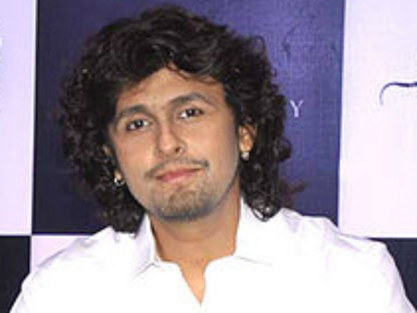sonu nigam on Pakistani artists after temporarily banned comment