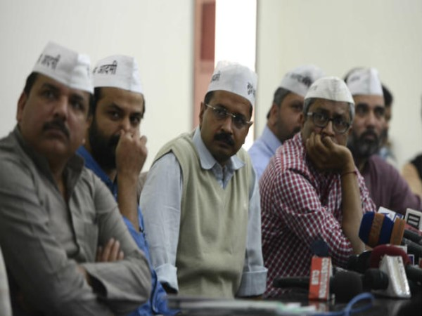 AAP's Rajya Sabha Nominees final decision pac held today