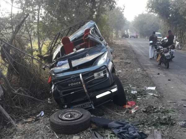 maharashtra Six killed five injured in a road accident in sangli pune 6 wrestlers died