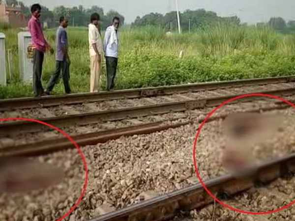 Dead body of wife of Allahabad University professor found on track