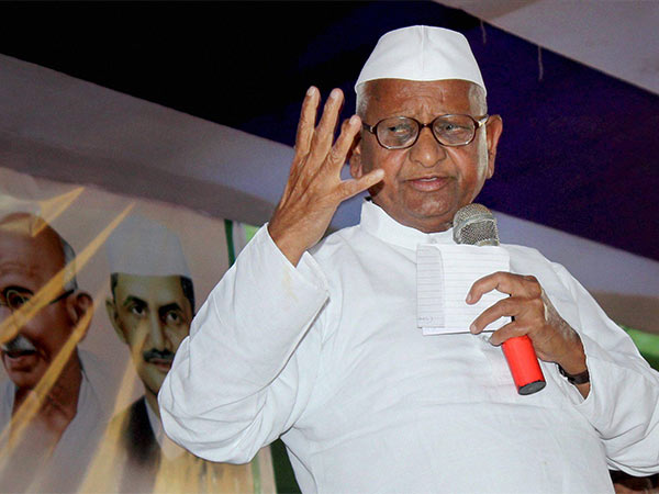 Anna Hazare's will start satyagraha on Jan Lokpal issue from March 23