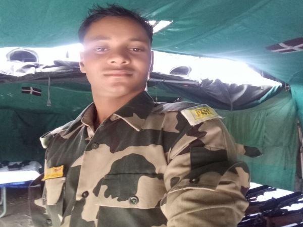 unnao bsf jawan killed in west bengal by naxalite