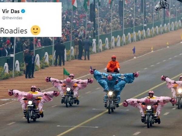 Republic Day 2018: parade pictures funny tweets going viral