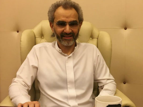 करप्शन के आरोपी सऊदी के प्रिंस अलवलीद बिन तलाल रिहा