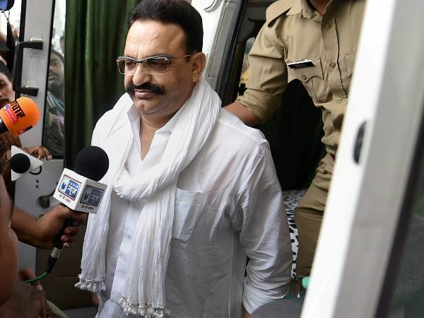 Bahubalu Mla Mukhtar Ansari Suffers Heart Attack In Banda Jail Wife In Shock Critical Condition
