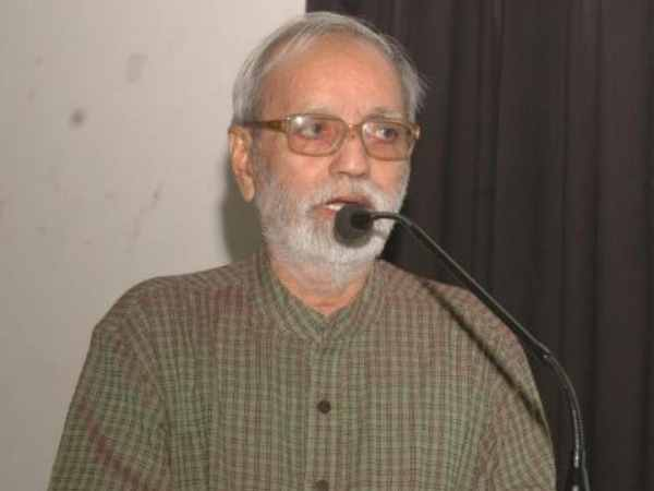 Hindi writer and author Doodhnath Singh died in Allahabad