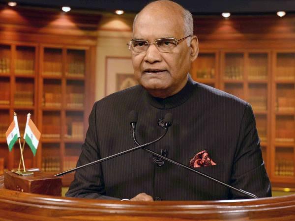 देश के नागरिक ही गणतंत्र के निर्माता, संरक्षक और आधार स्तम्भ: राष्ट्रपति रामनाथ कोविंद