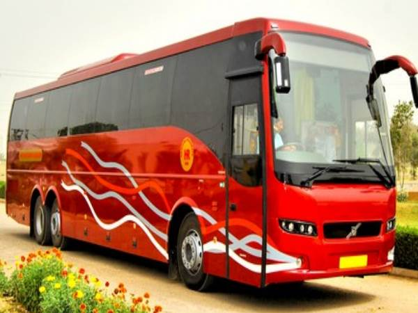 fare gets down of vovlo shatabdi and janrath buses see the new fare list