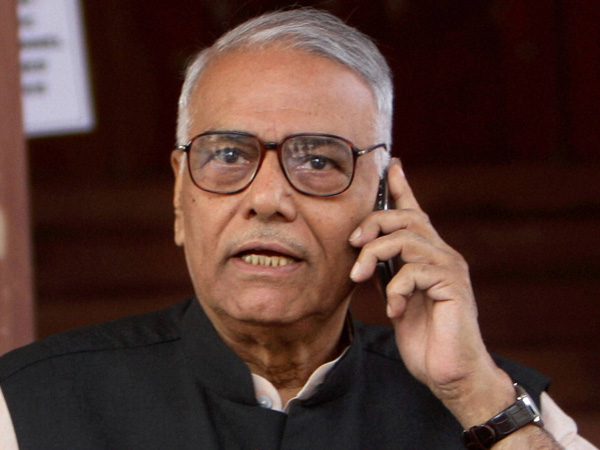 Yashwant Sinha asks 10 question to Finance Minister Arun Jaitley on Nirav Modi scam