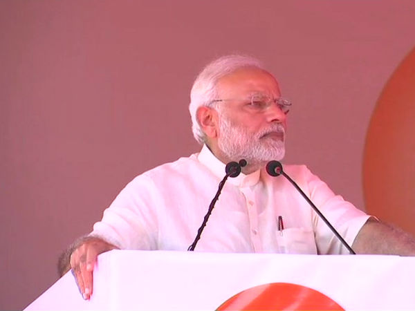 I have come to Puducherry after a long span of time. I feel lucky to be here: PM Narendra Modi in Puducherry