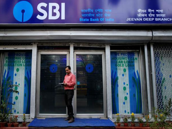 SBI posts Q4 net loss of Rs 7,718 crore on higher bad loans
