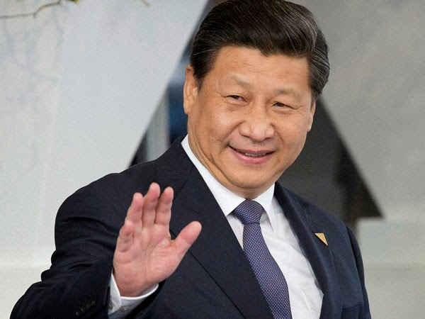 Xi Jinping says improving China-Lanka ties has his high attention