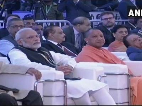 today PM Modi to inaugurate Yogi govt's 'UP Investors Summit'
