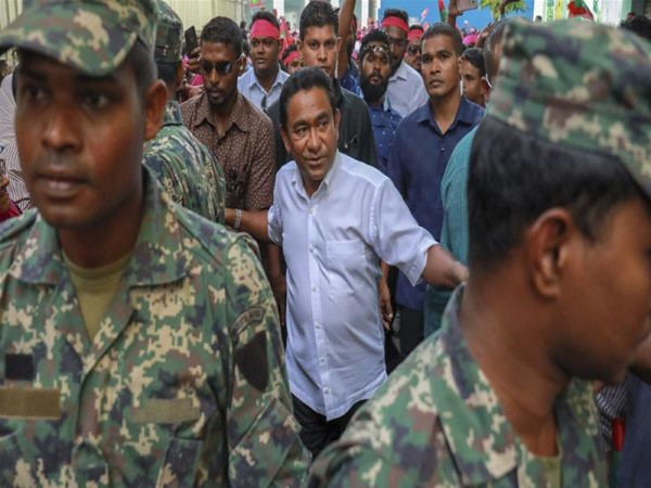 Maldives Emergency: former president arrested crackdown on opposition
