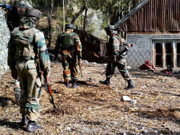 जम्मू कश्मीर: मलंगपोरा एयरफोर्स स्टेशन पर आतंकियों की गोलीबारी