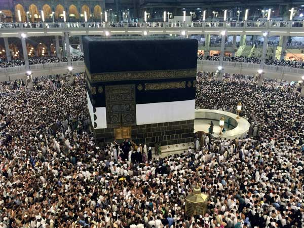 deoband ulema women travel alone for haj to Saudi Arabia