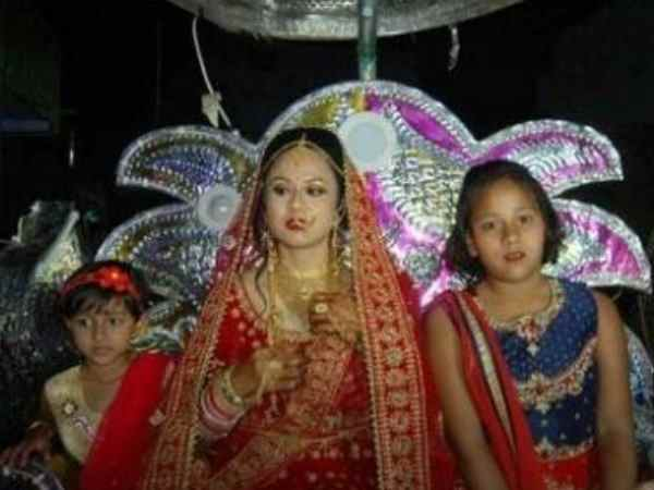 दानापुर कैंट में हुई शादी