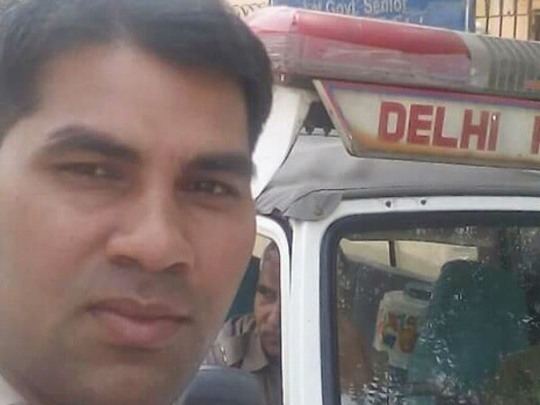 police constable and his wife die in road accident in bulandshahr
