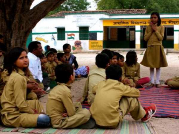Sixteen leaves cancelled in UP govt school, Allahabad