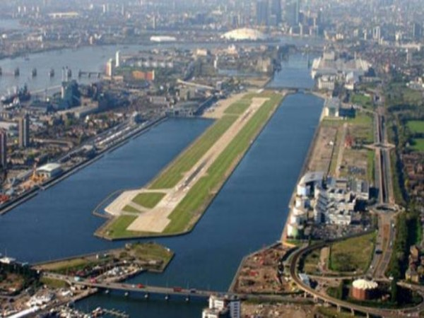 London City Airport Closed After World War II Bomb Found during planned works.
