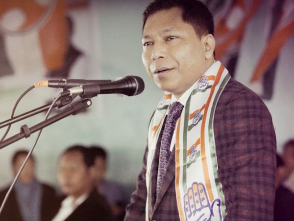 meghalaya assembly elections 2018: CM Mukul Sangma contesting from two seats
