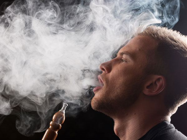 Mumbai engineer smokes magic coal hookah, gets severe chest infection
