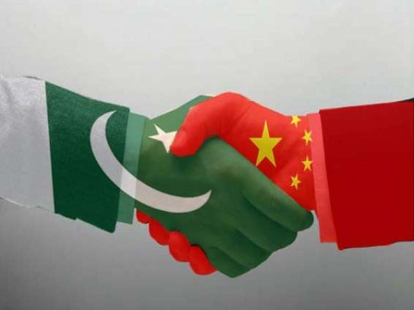 pakistan Minister for Interior, Ahsan Iqbal says india could be behind killing of chinese