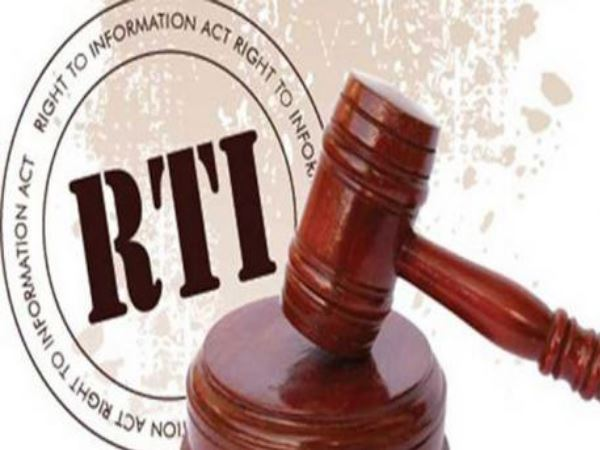 due to not giving RTI answer in due time 14 offices slapped with 3.5 lakh fine